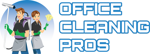 office cleaning pros logo